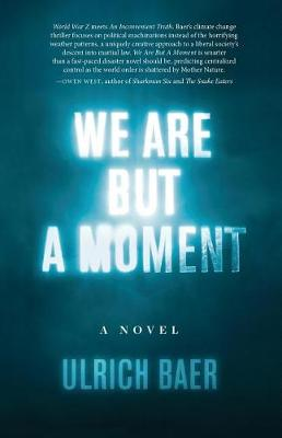 Cover of We Are But a Moment