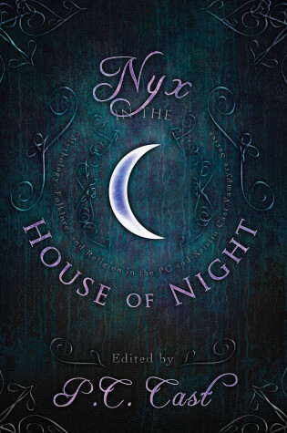 Cover of Nyx in the House of Night
