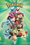 Book cover for Pokemon X*Y, Vol. 1