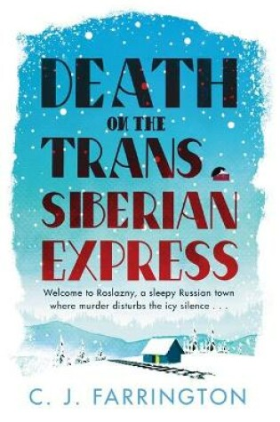 Cover of Death on the Trans-Siberian Express