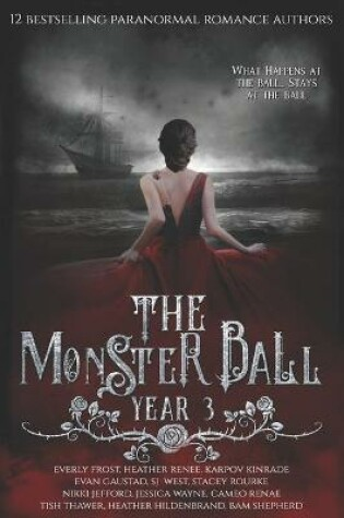Cover of The Monster Ball Year 3