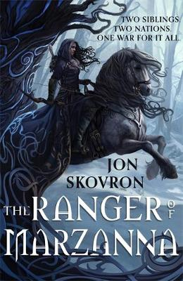Book cover for The Ranger of Marzanna