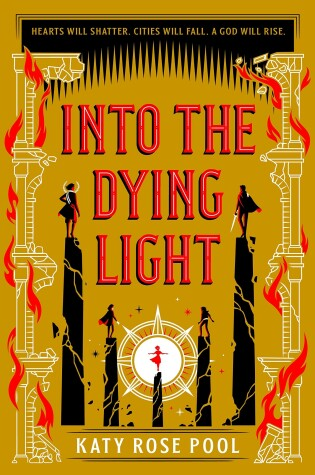 Book cover for Into the Dying Light