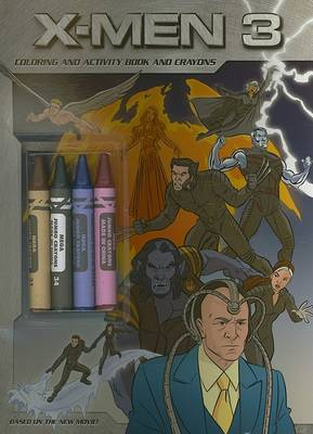 Book cover for X-Men 3 - The Last Stand