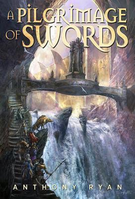 Cover of A Pilgrimage of Swords