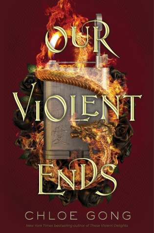 Book cover for Our Violent Ends