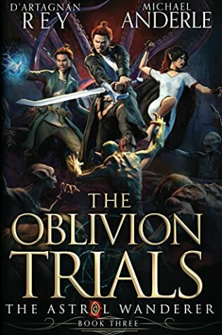 Cover of The Oblivion Trials