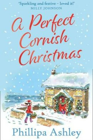 Cover of A Perfect Cornish Christmas