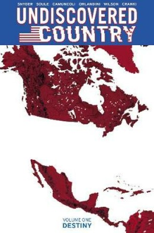 Cover of Undiscovered Country Volume 1