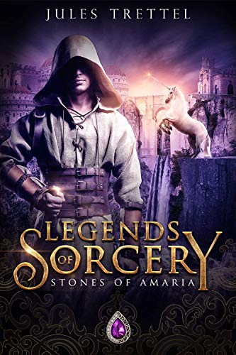 Cover of Legends of Sorcery