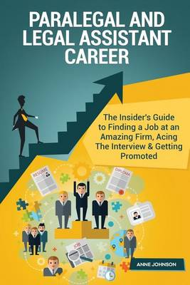 Cover of Paralegal and Legal Assistant Career (Special Edition)