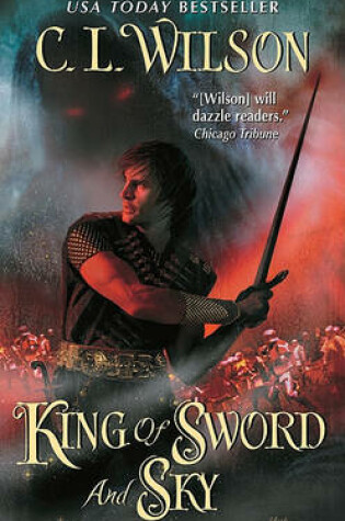 Cover of King of Sword and Sky