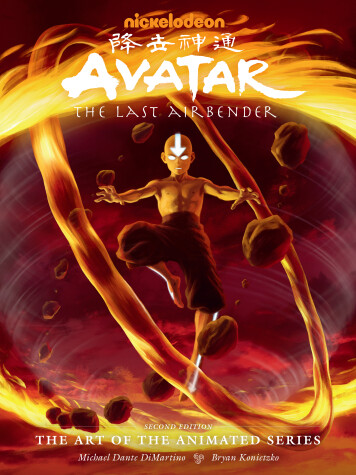 Cover of Avatar: The Last Airbender - The Art Of The Animated Series (second Edition)