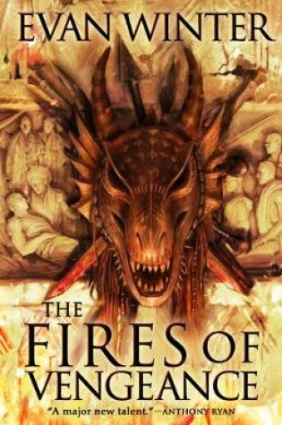 Cover of The Fires of Vengeance