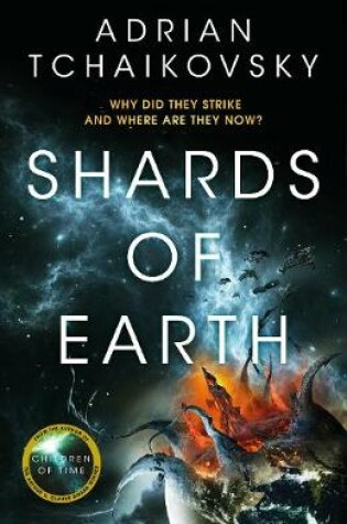 Cover of Shards of Earth