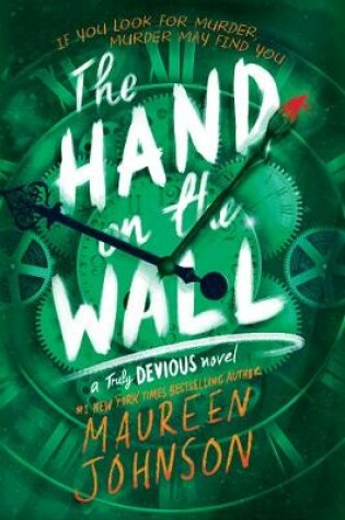 Cover of The Hand on the Wall
