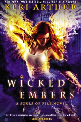 Cover of Wicked Embers