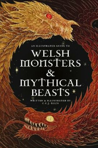 Cover of Welsh Monsters & Mythical Beasts