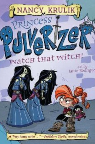 Cover of Watch That Witch!