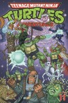 Book cover for Teenage Mutant Ninja Turtles Adventures Volume 11