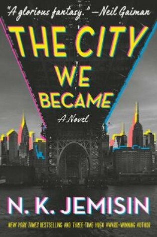 Cover of The City We Became