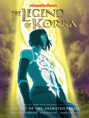Cover of The Legend Of Korra