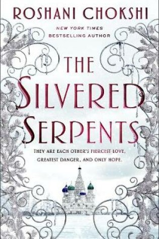 Cover of The Silvered Serpents