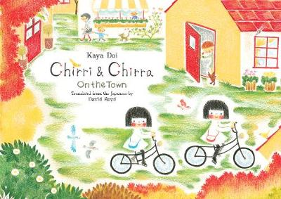 Cover of Chirri & Chirra, On The Town