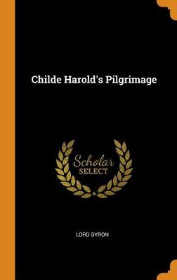 Cover of Childe Harold's Pilgrimage