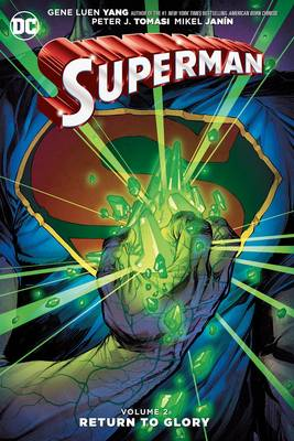Book cover for Superman Vol. 2 Return To Glory