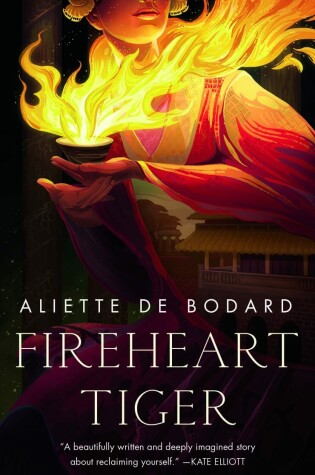 Cover of Fireheart Tiger