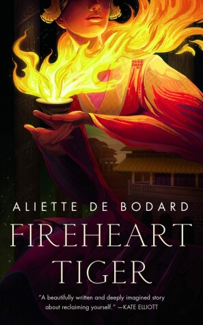 Book cover for Fireheart Tiger