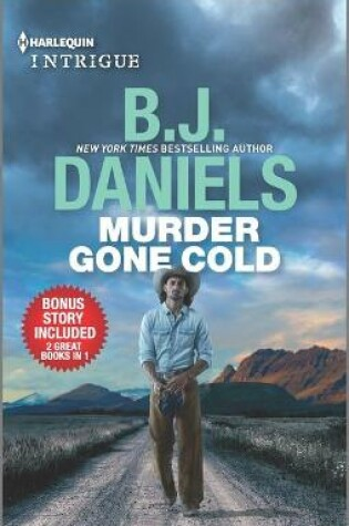 Cover of Murder Gone Cold & Crossfire