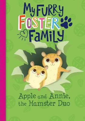 Cover of Apple and Annie, the Hamster Duo