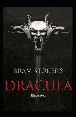 Cover of Dracula illustrated