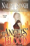 Book cover for Angels' Blood