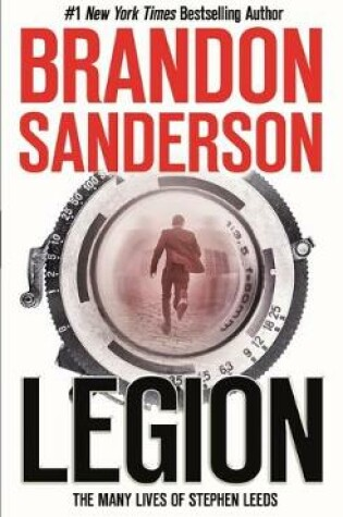 Cover of Legion: The Many Lives of Stephen Leeds