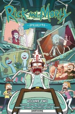 Cover of Rick and Morty Presents Vol. 2, 2