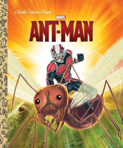 Cover of Ant-Man (Marvel: Ant-Man)