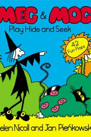 Cover of Meg and Mog Play Hide-and-seek