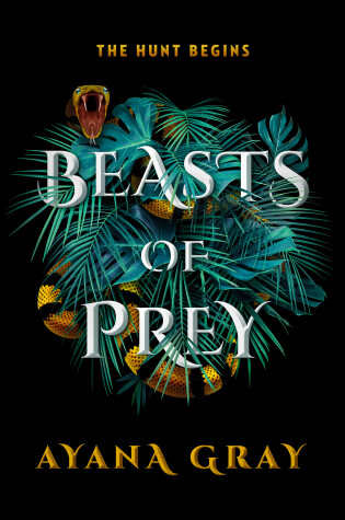 Cover of Beasts of Prey