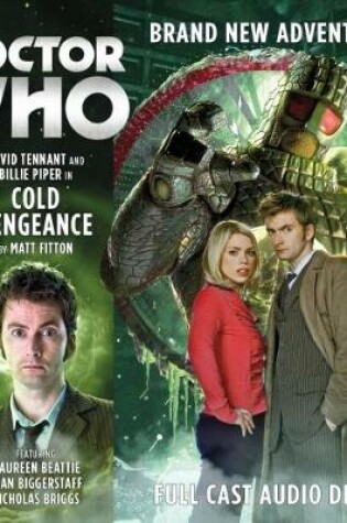 Cover of The Tenth Doctor Adventures: Cold Vengeance
