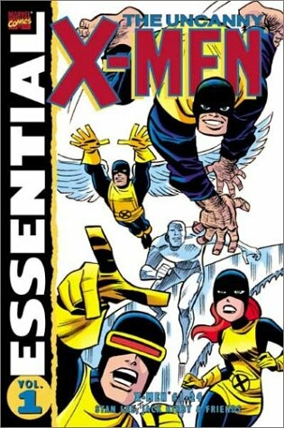 Essential Classic X-men Vol.1 (all New Edition)