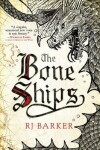 Book cover for The Bone Ships