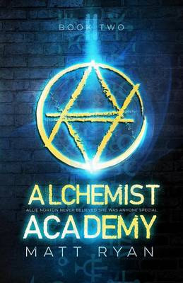 Cover of Alchemist Academy