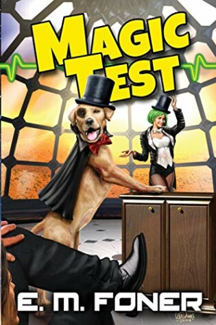 Cover of Magic Test