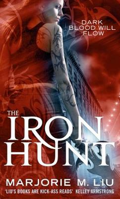 Cover of The Iron Hunt