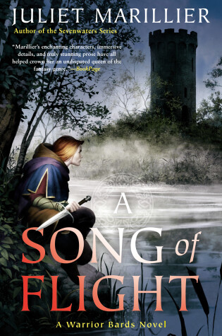 Cover of A Song of Flight