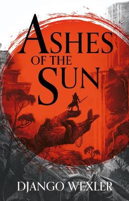 Cover of Ashes of the Sun