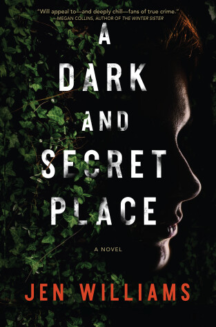 Book cover for A Dark and Secret Place